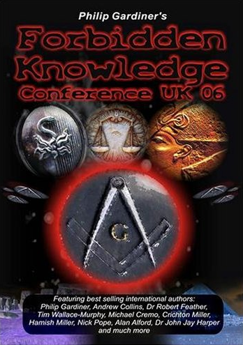 Product picture Forbidden Knowledge Conference UK 2006, Occult, UFO, Mason